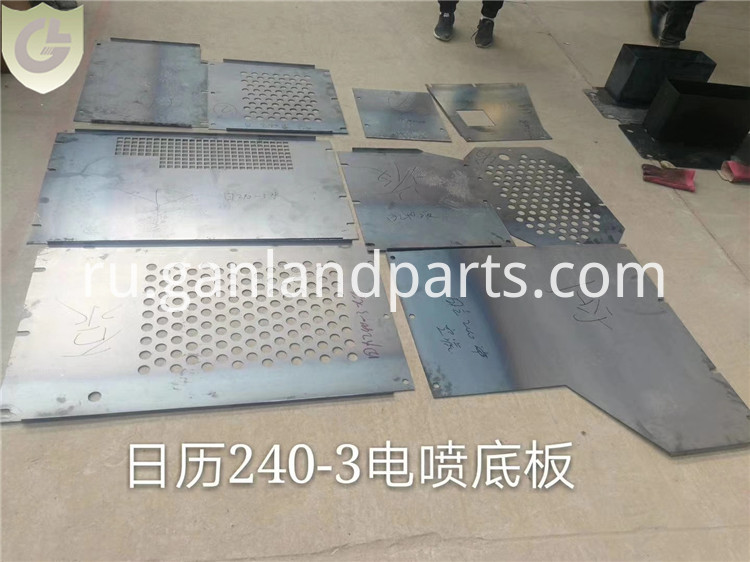 Panels Sheilds For EX240-3