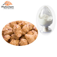 2018 Factory price natural best quality pure jerusalem artichoke extract with 90% inulin powder
