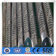 Stainless steel oil sand filter pipe