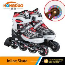 sapatilhas de skate para crianças ajustáveis para crianças / sapato infantil