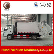 Janpanese 5m3 Compress Garbage Truck