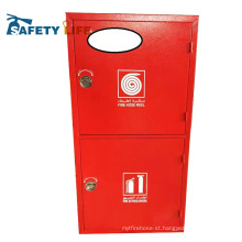 cabinet for fire fighters/fire hose cabinet lock/plastic fire extinguisher cabinet