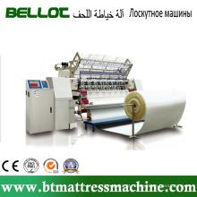 Ponto do fechamento computadorizado multi-agulha Quilting máquina para máquina de colchão