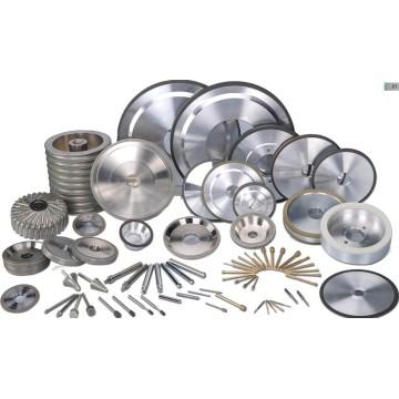Diamantschleifscheiben, CBN Werkzeuge