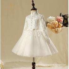 2017 новый дизайн моды индивидуальные ,Рождество новый стиль девушки цветок свадебные девушки платья, Новый год танцы платья
