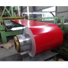 Bobine d'acier en couleur PPGI pour la toiture