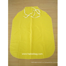 Желтый PU фартук