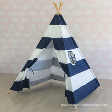 Sunshade outdoor tent kids playing teepee tent