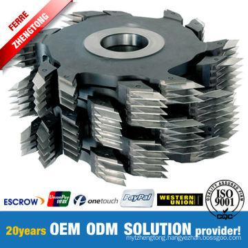 High Stability and Durability Shaper Cutters