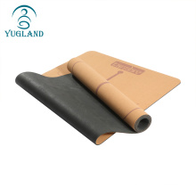 Yugland cheap color polyurethane pu children comfort custom label mandala yoga mat eco-friendly
