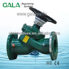 Регулирующий клапан водяного клапана с регулируемым давлением
