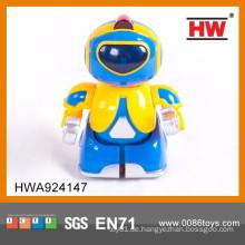 Beliebteste 2 CH Infrarot R / C Plastik Intelligente Roboter Spielzeug