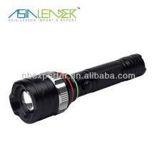 CREE T6 fast track flashlight