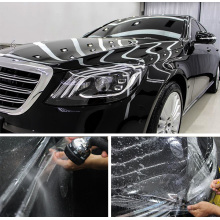 wax on paint protection film