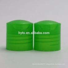 28/410 plastic press cover for bottles lotion liquid bottle closure disc top cap