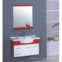ПВХ Мебель для ванной шкаф (Б-504)