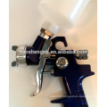 HVLP HS-2000P 0.8MM 0.5MM chemical spray gun with 125ml cup