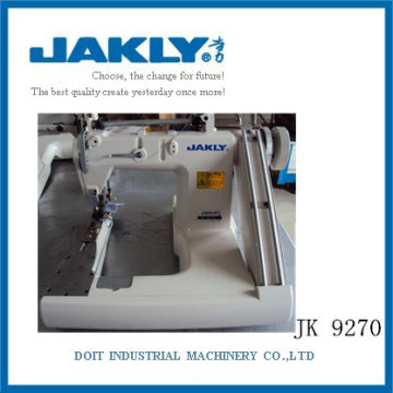 JK9270 Doit Operation is more simple FEED-OFF-THE-ARM CHAIN STITCH MACHINE