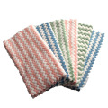 Resuable Coral Fleece Kitchen Dishcloths Dish Towels