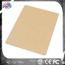 Tattoo Practice Skin Blank Rubber Sheet 20 x 15cm thick 2 sides usable,Blank Tattoo Practice Skin Skins Latex Sheet Rubber