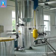 10-500 T / D sementes de girassol e óleo de bolo máquina de extração solvente