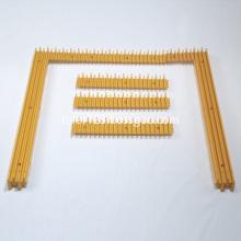 Escalator Demarcation Line