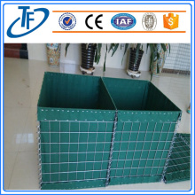 Galfan galvanized welded Hexagonal Gabion Mesh