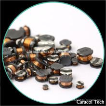 baja resistencia a la CC 10uH 15.5A SMD Inductor 100M01 13x13x7
