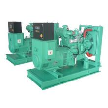 Grupo de gerador silencioso 20kw elétrico diesel do motor de Googol