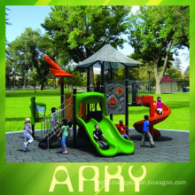 Safe Kindergarten Exterior Play Land Equipment