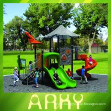 Safe Kindergarten Exterior Play Land Equipment