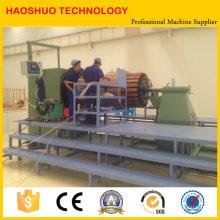 Máquina de bobina horizontal para transformador