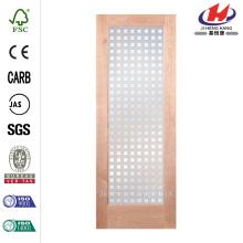 Wooden Bracket Electric Interior Sliding Glass Door