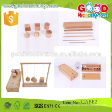 good quality new product wooden gabe toys OEM educational wooden learning toys for children
