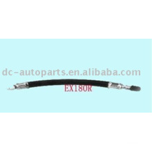 Extensions flexibles de valve en caoutchouc EX75R
