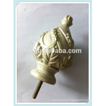 Hot Sale Cortina Rod Finial, cortina Rail Finials