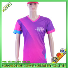 2016 Sublimation Print Full Print Men′s T-Shirts