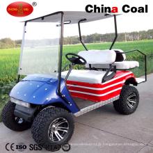 Jhgf-Eg2ss Électrique Moto 2 Sièges Golf Cart