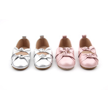 Nya Läder Baby Party Skor Kids Dress Shoe