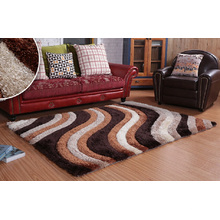 Hand Made Tufted Carpet Shaggy Rugs