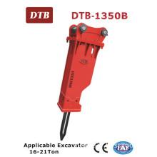 DTB-1350B Hydraulic Rock Breaker Hammers