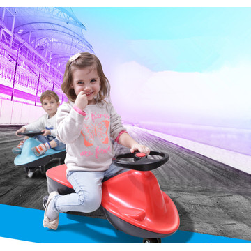 Desain Baru Anak Twist Car Magic Ride On