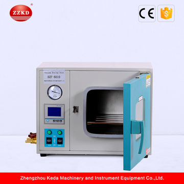 Lab Vacuum Drying Oven With Glass Door