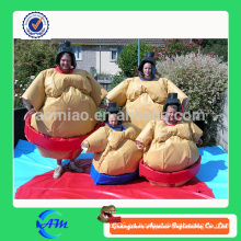 Hot Sale Nueva inflable juegos de deportes de espuma acolchada Sumo Suit