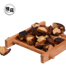 Eco-friendlly Vacuum Fried canned champignon mushroom