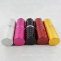 wholesale 20ml colorful easy refill aluminium perfume atomizer bottle