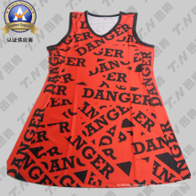 Sublimation Netball Uniformes