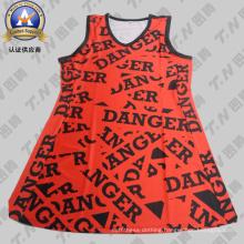 with Custom Design Netball Dresses
