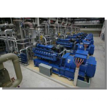 1000rpm/1200rpm Diesel Generator Turnkey Power Plant