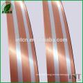 AgCu bimetal inlay strips